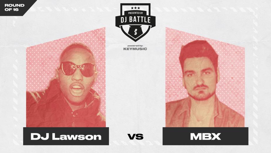 DJ Battle YouTube Thumbnail